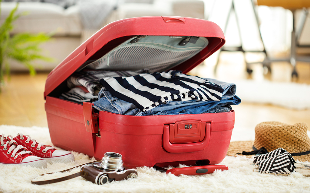 4 Occupations that Mean Living Out of a Suitcase